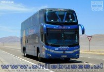 Ruta 5 Norte - Marcopolo Paradiso 1800 DD G7 - Scania | Buses Fichtur