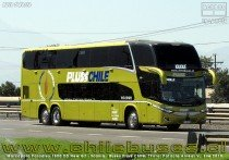 Ruta 5 Norte - Marcopolo Paradiso 1800 DD New G7 - Scania | Buses Pluss Chile