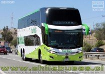 Ruta 5 Norte - Marcopolo Paradiso 1800 DD New G7 - Scania | Buses Tur Bus