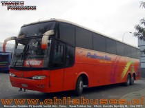 Marcopolo Paradiso GV (parrilla frontal G6) - Volvo  /  Buses Pullman Bus