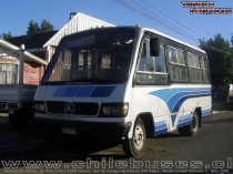 Marcopolo Junior - M. Benz (Con Frontal Senior) | Bus de Transporte Privado (VIII Reg)