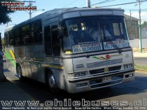 Nielson Diplomata - M. Benz (con parrilla frontal Busscar)  /  Buses Sol del Pacífico