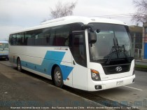 Hyundai Space Universe Luxury | Bus Fuerza Aérea de Chile