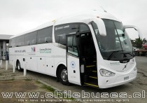 Irizar I6 - Volvo | Bus Hospital de Illapel