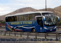 Mascarello Roma 350 - M. Benz | Bus Universidad de Atacama
