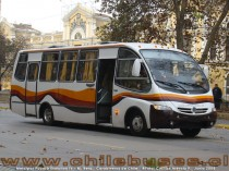 Metalpar Pucar� Evolution IV - M. Benz | Taxibus Carabineros de Chile