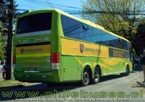 Comil Campione 3.65 - Volvo | Buses Tepual (Bus Universidad Mayor)