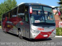 Irizar New Inter Century - M.Benz | Bus Grupo Cabal (Santiago)