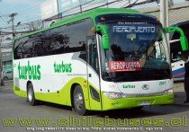 King Long XMQ6117Y | Buses Tur Bus Aeropuerto
