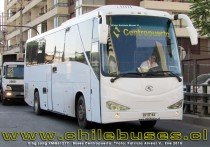 King Long XMQ6127Y | Buses Centropuerto