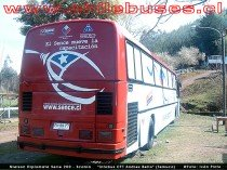 "Nielson Diplomata Serie 200 - Scania  /  Infobus ""CFT Andres Bello"" (Temuco)"