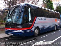 Noge Touring - Iveco   |   Buses Costa Azul S.A. (Madrid - España)