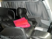 Asiento Cama - Marcopolo Paradiso 1800 DD G7 - Scania | Buses Pullman Tur