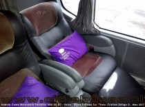 Asiento Cama - Marcopolo Paradiso 1800 DD G7 - Volvo | Buses Pullman Tur