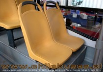 Asiento Urbano Marcopolo Torino Low Entry - M. Benz | Bus de Exhibición