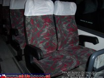 Tipo de Asiento Pullman (Clasico) - Kassbhörer Setra S215HD / Buses Jota-Be (Maq. 72)