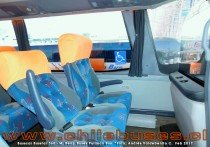Asiento Soft - Busscar Busstar 360 - M. Benz | Buses Pullman Bus