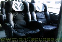 Asiento Cama Suite - Marcopolo Paradiso 1200 G7 - M. Benz | Buses Tur Bus