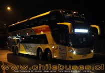 Comil Campione DD - Scania | Buses Jet Sur