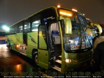 Marcopolo Andare Class 1000 G6 - Volvo | Buses Pullman Luna Express