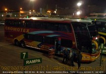 Marcopolo Paradiso 1800 DD G6 - M. Benz | Buses Cromotex (Peru)