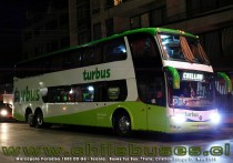 Marcopolo Paradiso 1800 DD G6 - Scania | Buses Tur Bus