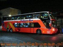 Busscar Panoramico DD - Scania  /  Buses Pullman Bus