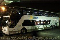 Busscar Panoramico DD - Scania | Buses ETM