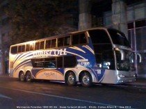 Marcopolo Paradiso 1800 DD G6 | Buses Turiscoll (Brasil)