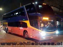 Marcopolo Paradiso 1800 DD G7 - Volvo | Buses Andesmar Chile