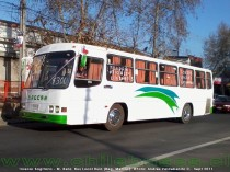 Inrecar Sagitario - M. Benz | Bus Local Buin (Reg. Metrop)