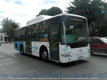 King Long XMQ6891G | Línea 2 Movigas (Punta Arenas)