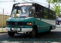 LR Bus - M. Benz | Línea Sotracal (Chillán)