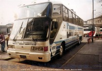 Imeca GTR18 - Scania | Buses Central Argentino