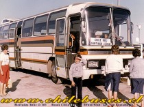 Mercedes Benz Monobloco O-303  /  Buses Chile Bus