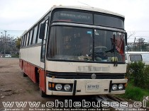 Marcopolo III - Ex Pullman Bus Modificado a Bar Movil