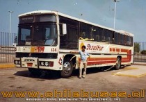 Marcopolo III - Scania | Buses Servitur