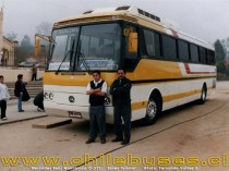 Mercedes Benz Monobloco O - 371  /  Buses Turisval
