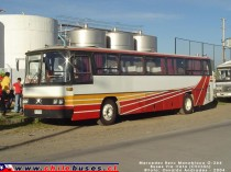 Mercedes Benz 0-364 Buses Via Itata (Chillán)