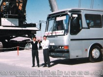 Mercedes Benz Monobloco O - 371 | Buses Chile Bus
