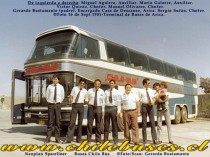 Neoplan Spaceliner  /  Buses Chile Bus Internacional