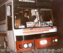 Marcopolo III /  Buses Robles (Litoral Central)