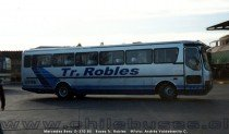 Mercedes Benz O-370 RS | Buses Tr. Robles
