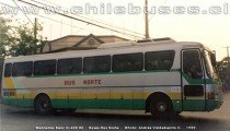 Mercedes Benz O-400 | Buses Bus Norte