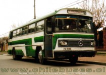 Mercedes Benz O - 362 | Bus Rural Rancagua (VI reg)