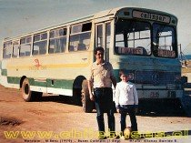 Metalpar - M. Benz (1979)  /  Buses Calinpar