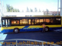 Yutong City Bus  /  Bus de muestra en HPM Motors Chile