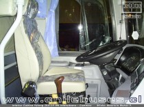 Interior Cabina Yutong ZK6129 HW Interurbano - Cummins