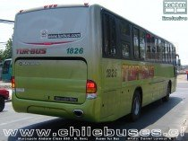 Marcopolo Andare Class 850 - M. Benz  /  Buses Tur Bus