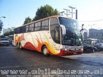 Marcopolo Paradiso 1350 - Scania / Buses Evans